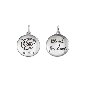 Preview image of Gucci Tiger Blind For Love Charm