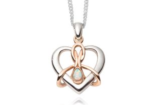 Preview image of Clogau Dwynwen Opal Pendant