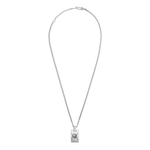 Preview image of Gucci Silver Ghost Necklace