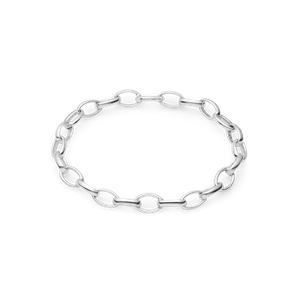 Preview image of Gucci Silver Charm Bracelet