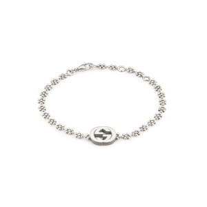 Preview image of Gucci Interlocking G Flower Bracelet