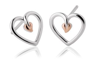 Preview image of Clogau Tree of Life® Heart Earrings