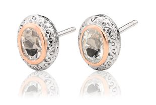 Preview image of Clogau Looking Glass Stud Earrings