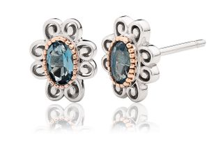 Preview image of Clogau The Two Queens Topaz Earrings