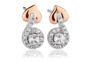 Preview image of Clogau Tree of Life® Vine Stud Earrings