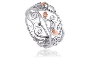 Preview image of Clogau Awelon Band Ring