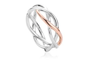 Preview image of Clogau Eternal Love Weave Ring