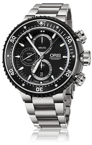Preview image of Oris Prodiver Chronograph Automatic Bracelet Watch