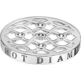 Preview image of Hot Diamonds Emozioni Large Sparkling Mirage Coin