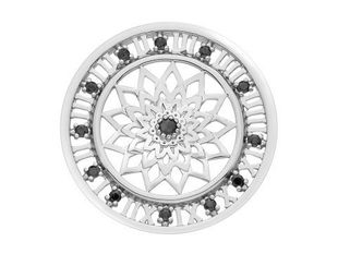 Preview image of Hot Diamonds Emozioni Time Traveller Coin