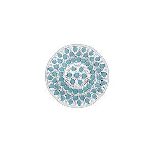 Preview image of Hot Diamonds Emozioni Prisma Turquoise Coin