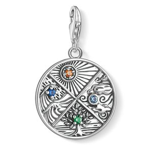 Preview image of Thomas Sabo The 4 Elements Stone Set Charm