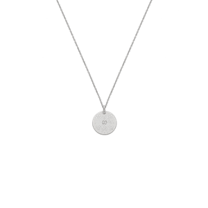 Preview image of Gucci White Gold Icon Blooms Necklace