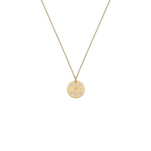 Preview image of Gucci Yellow Gold Icon Blooms Necklace