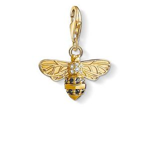 Preview image of Thomas Sabo YGP CZ Bee Charm