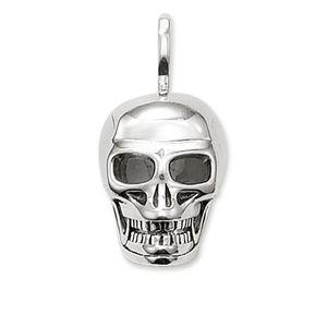 Preview image of Thomas Sabo Silver Skull Pendant