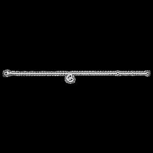 Preview image of Georg Jensen Heart Charm Bracelet