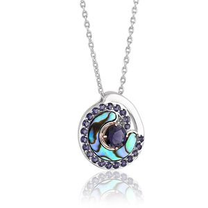 Preview image of Clogau Ebb and Flow Silver Necklace