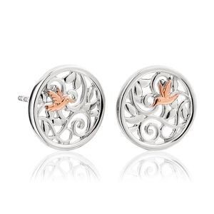 Preview image of Clogau Hummingbird Stud Earrings