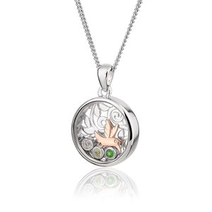 Preview image of Clogau Hummingbird Inner Charm® Pendant