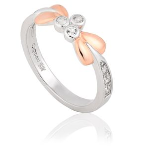 Preview image of Clogau Tree of Life® 3 Stone Vine Ring