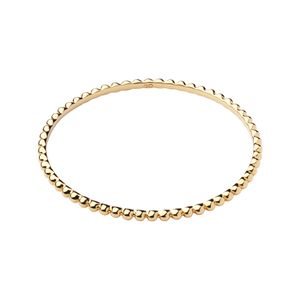 Preview image of Links of London Effervescence 18kt Yellow Gold Vermeil Bangle