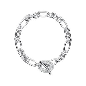 Preview image of Links of London Sterling Silver Chain Charm Bracelet