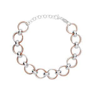 Preview image of Links of London Aurora Bi-Metal Multi Link Bracelet
