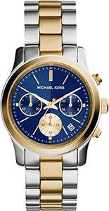Preview image of Michael Kors Blue Runway Watch