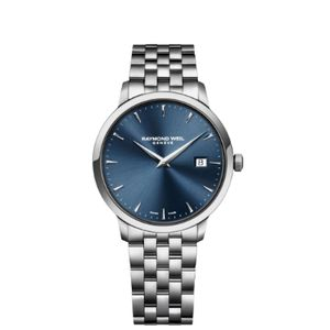 Preview image of Raymond Weil Toccata Blue Men's Bracelet Watch