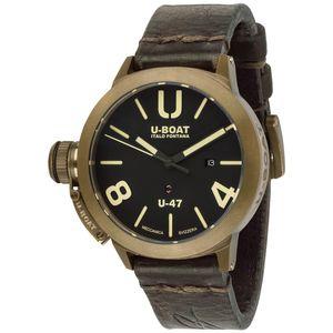 Preview image of U-BOAT Classico 7797 Bronze Strap Watch