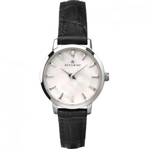 Preview image of Accurist Mother Of Pearl Classic Ladies Watch
