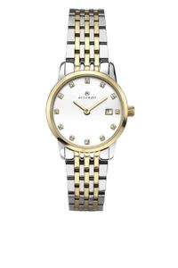 Preview image of Accurist Ladies Bi-colour Stone Set Dial Bracelet Watch
