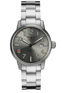 Preview image of Aviator Airacobra Automatic Steel Gents Bracelet Watch