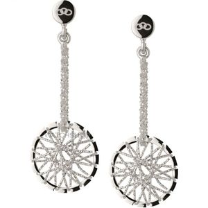 Preview image of Links of London Dream Catcher Sterling Silver Drop Earrings