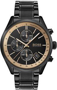Preview image of Hugo Boss Grand Prix GQ Black Chronograph