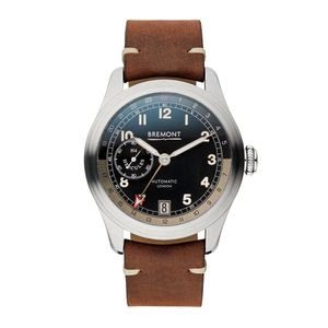 Preview image of BREMONT H-4 HERCULES STEEL LIMITED EDITION WATCH