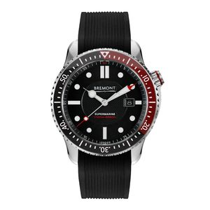 Preview image of Bremont Supermarine S2000 Red Bezel Strap Watch