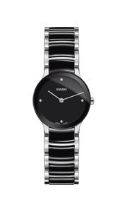 Preview image of Rado Centrix Steel 23mm Quartz Ladies Diamond Bracelet Watch