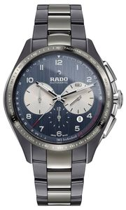 Preview image of RADO HyperChrome Automatic Chronograph Match Point Limited Edition