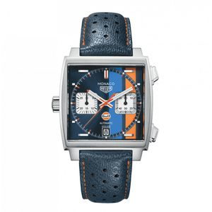 Preview image of TAG Heuer Monaco GULF OIL Special Edition Watch
