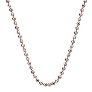 "Preview image of Hot Diamonds Two Colour 18"" Bead Chain"