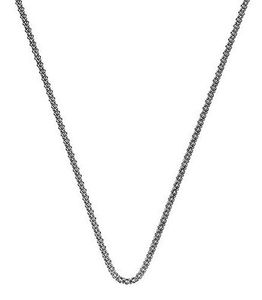 "Preview image of Hot Diamonds Silver 24"" Popcorn Chain"