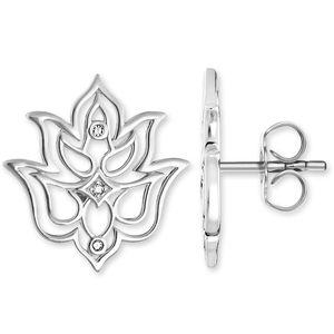 Preview image of Thomas Lotus Flower Earrings