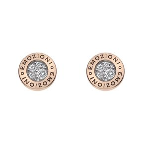 Preview image of Hot Diamonds Emozioni Rose Pianeta Earrings