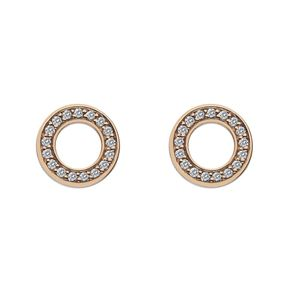Preview image of Hot Diamonds Emozioni Rose Saturno Earrings