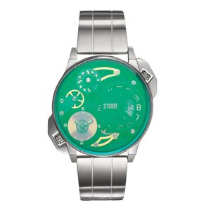 Preview image of Storm Dualmation Lazer Green Watch