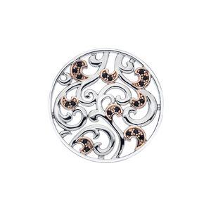 Preview image of Hot Diamonds Emozioni Large Edera Coin