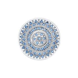 Preview image of Hot Diamonds Emozioni Large Prisma Azure Coin