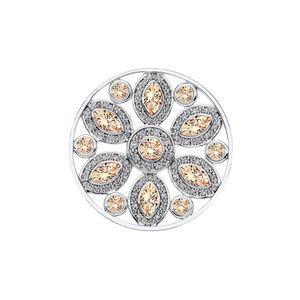 Preview image of Hot Diamonds Emozioni Champagne Girasole Coin